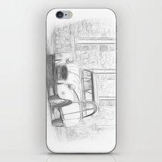 Citroen 2 CV - Deux Chevaux iPhone & iPod Skin