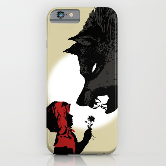 Red Riding Hood - Peace Offering iPhone & iPod Case