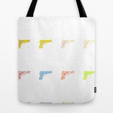 Guns Tote Bag