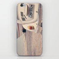Vintage Beetle iPhone & iPod Skin
