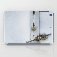 closed#02 iPad Case