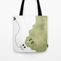 Scuba Tea Tote Bag