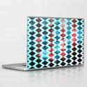 Space Diamonds Laptop & iPad Skin