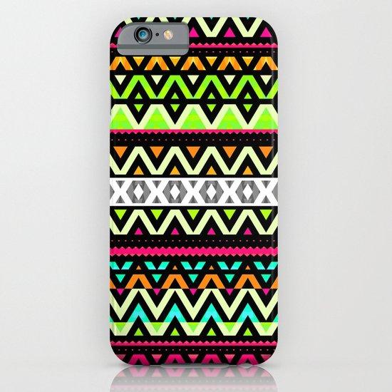 Neon Mix iPhone & iPod Case