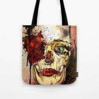 skull3 Tote Bag