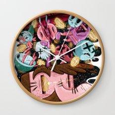 Super Mario Wall Clock