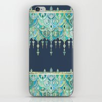 Art Deco Double Drop In … iPhone & iPod Skin