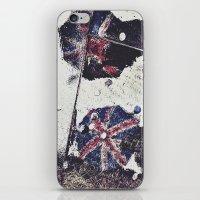 Jubilee Rain  iPhone & iPod Skin