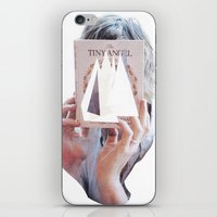 The Tiny Angel iPhone & iPod Skin