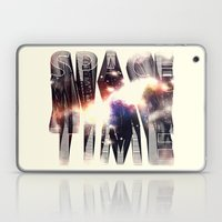 Spacetime Laptop & iPad Skin