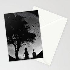 SLEEP WALKER Stationery Cards