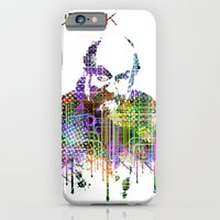 iPhone & iPod Case featuring Kubrick by Zoé Rikardo