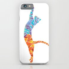 Playing cats iPhone 6 Slim Case
