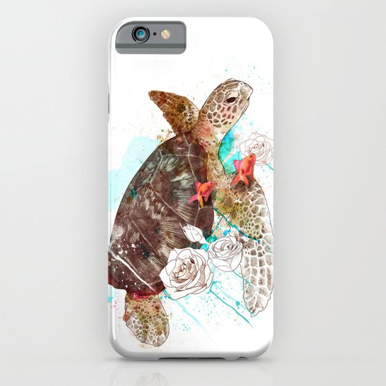 Tortuga iPhone & iPod Case