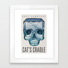 Cat's Cradle Framed Art Print