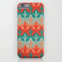 Citrous Flora iPhone 6 Slim Case