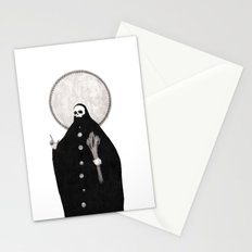 The Tarot of Death Stationery Cards