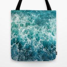 dancing waves Tote Bag