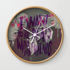 EVERY TIME I DIE Wall Clock