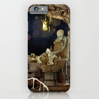 ship iPhone & iPod Cases featuring ship by chechula