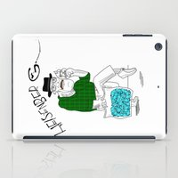 Fear and Loathing in Albuquerque (Breaking Bad) iPad Case
