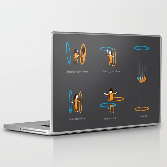 Lesser known uses Laptop & iPad Skin