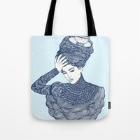 ♥ Early Winter,  Tea T… Tote Bag