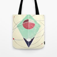 No Man's Sky Tote Bag
