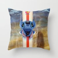 Waiting For The Perfect … Throw Pillow