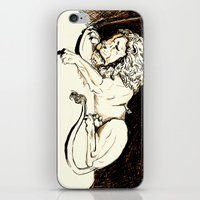 Comic Art: Brave Soul iPhone & iPod Skin
