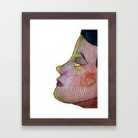 Doll Framed Art Print