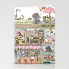 The Dream Car Stationery Cards