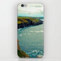 Cornwall Coast iPhone & iPod Skin