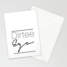 Dirt. Stationery Cards
