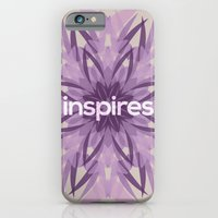 iPhone & iPod Case featuring Inspires by La Señora