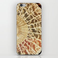 Vintage drought  iPhone & iPod Skin
