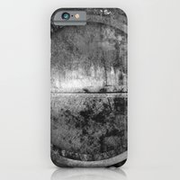 Circle Distortions #6 iPhone 6 Slim Case