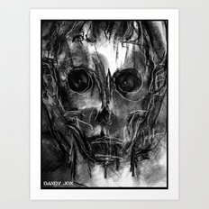 The Devil You Know Art Print