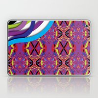 Pattern AM02 Colorful Laptop & iPad Skin