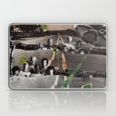 Strange Angels | Collage Laptop & iPad Skin