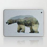 The Arctic Polar Bear Laptop & iPad Skin