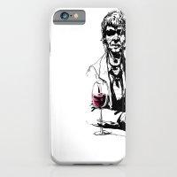 iPhone & iPod Case featuring Bandido Bebedo by Pedro Alves
