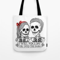 Lovely Bones Tote Bag