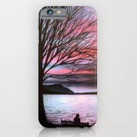 iPhone & iPod Case featuring Boulevard Sunset by Right As Rain