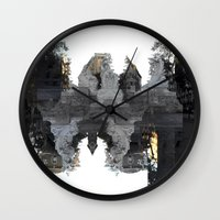 Reflections, On Reaction… Wall Clock