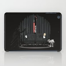 The Dark Side of Magic iPad Case