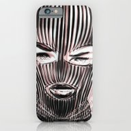 Badwood 3D Ski Mask iPhone 6 Slim Case