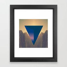 Huasteca 2nd cut Framed Art Print