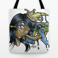 - Black Music Queen - Mr.Klevra Tote Bag