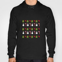 Christmas Icons Hoody